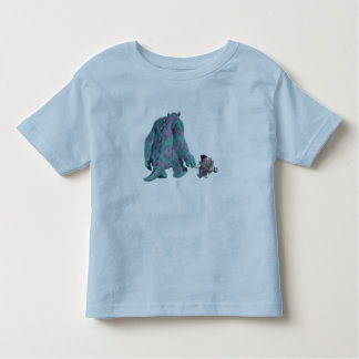 Monsters, Inc.'s Boo & Sulley walking away Disney Toddler T-shirt