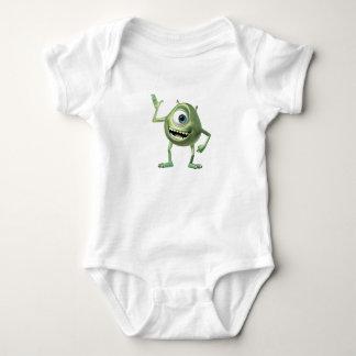 Monsters, Inc.'s Mike Waving Disney Baby Bodysuit