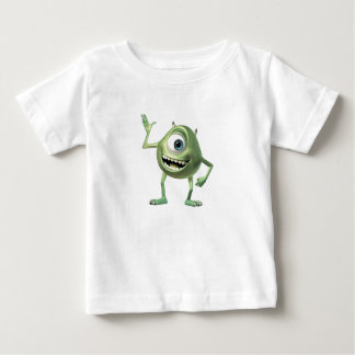 Monsters, Inc.'s Mike Waving Disney Baby T-Shirt