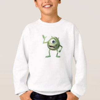 Monsters, Inc.'s Mike Waving Disney Sweatshirt