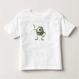 Monsters, Inc.'s Mike Waving Disney Toddler T-shirt
