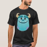 Monsters, Inc. | Sulley Emoji T-shirt at Zazzle