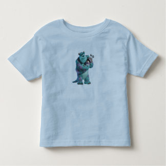 Monsters Inc Sulley holding Boo in costume in arms Toddler T-shirt