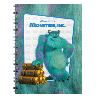 Monsters, Inc. Sulley Cuaderno