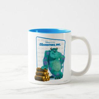Monsters, Inc. Sulley Coffee Mugs