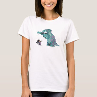 Monsters, Inc. Sulley scaring Boo Disney T-Shirt