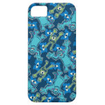 Monsters Pattern iPhone 5 Covers