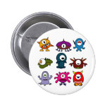 Monsters Pin