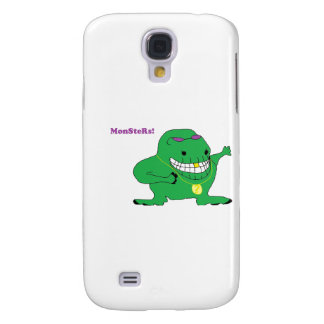 MonSteRs! Samsung Galaxy S4 Case