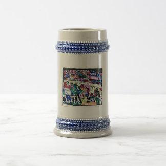 monsters stock market coffee mugs