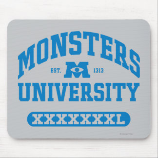 Monsters University - Est. 1313 Mouse Pad