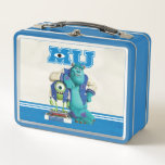 Monsters University - Mike & Sulley Metal Lunch Box
