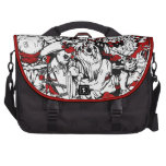 Monsters & Zombies Cartoon Characters Laptop Bags