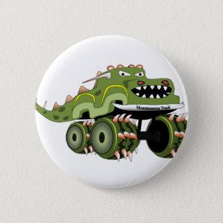 Monstersaurus Truck Button