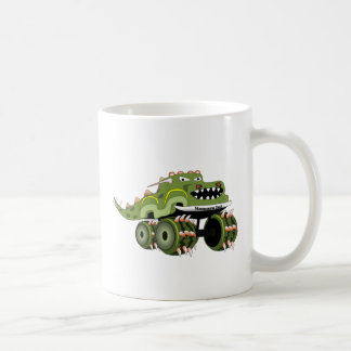 Monstersaurus Truck Coffee Mug
