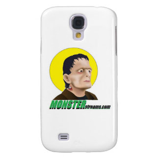 MonsterStreams.com Galaxy S4 Case