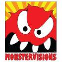 MONSTERVISIONS MV-1 shirt