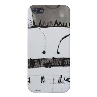MONSTRA iPhone 5 FUNDA