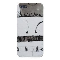 artsprojekt, art, drawings, ink, illustration, monsters, monster, halloween, [[missing key: type_photousa_iphonecas]] com design gráfico personalizado