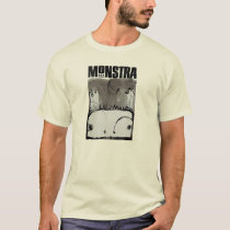 artsprojekt, art, monsters, monster, shirts, illustration, drawing, ink, Camiseta com design gráfico personalizado