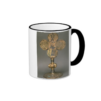Monstrance reliquary of St. Francis of Assisi, 122 Ringer Coffee Mug