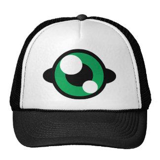 monstrcity - Eye (Green) Trucker Hat
