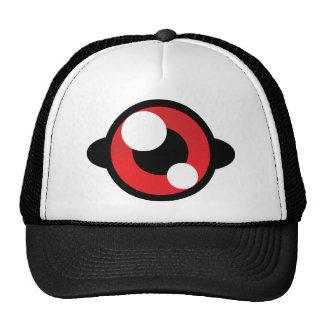 monstrcity - ojo (rojo) gorros