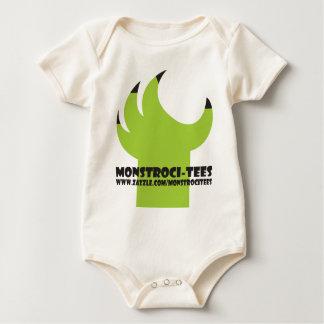 Monstroci-Tees Claw Baby Bodysuit