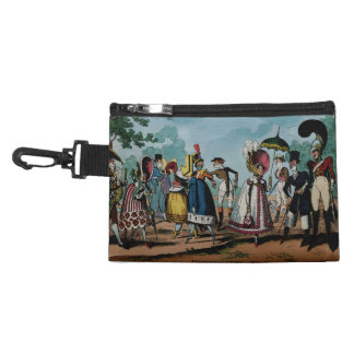 Monstrosities of 1818 ~ Clip-on / 2 Sides Accessories Bags