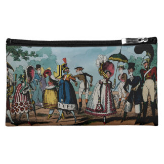 Monstrosities of 1818 ~ Cosmetic Bag 8x5 / 2 Sides