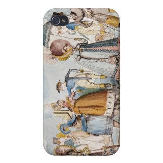 Monstrosities of 1818 iPhone 4 cover