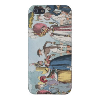 Monstrosities of 1818 Painting Cover For iPhone 5