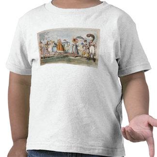 Monstrosities of 1818 tee shirts