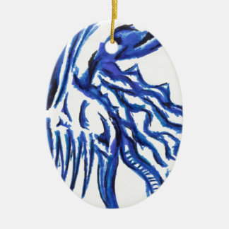Monstrous Beast Within Christmas Ornament