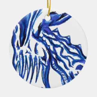 Monstrous Beast Within Ornament