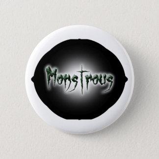Monstrous Button