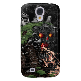 Monstrous Cemetery iPhone3g Case