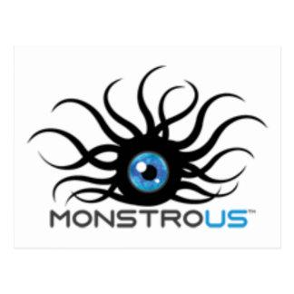Monstrous Postcard