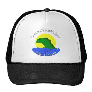 Monstruo amistoso del lago Champlain del lago Gorra