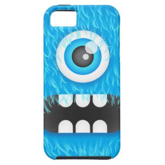 Monstruo azul iPhone 5 funda