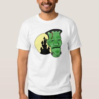 Monstruo de Frankenstein Poleras