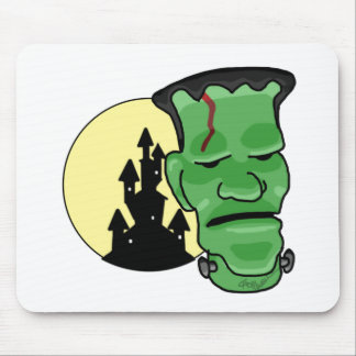 Monstruo de Frankenstein Alfombrilla De Raton