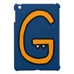 Monstruo de G iPad Mini Funda