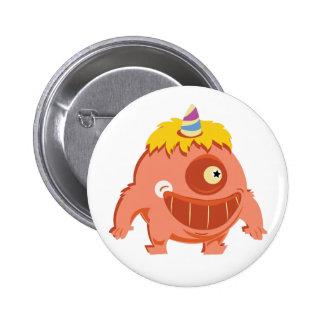 Monstruo de Halloween Pins