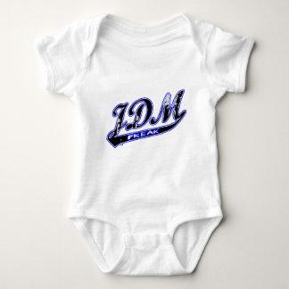Monstruo de JDM Body Para Bebé