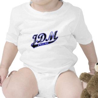 Monstruo de JDM Traje De Bebé