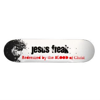 Monstruo de Jesús: Redimido por el monopatín de la