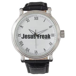 Monstruo de Jesús Reloj De Mano
