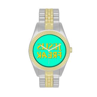 Monstruo de Jesús (SUSEJ KAERF) Relojes