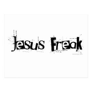 Monstruo de Jesús Tarjetas Postales